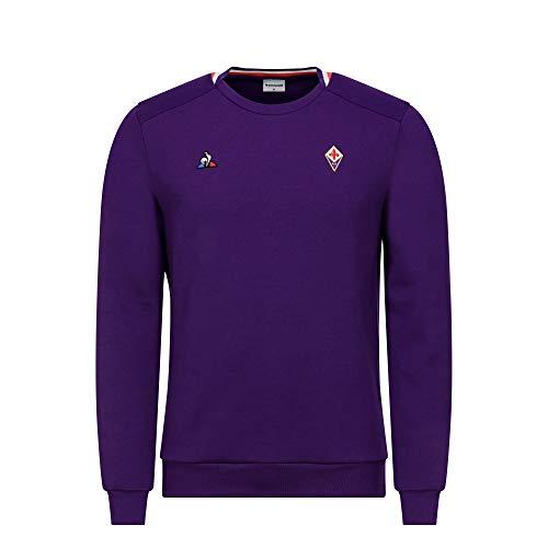 Le Coq Sportif Fiorentina PRO Short M Cyber Grape Pantalone Corto Donna
