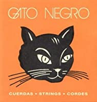 CUERDAS GUITARRA CLASICA - Ferrer (Gato Negro) 4ェ Cuerda (12 Unidades)