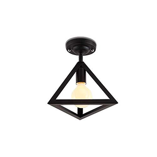 SPNEC luz de Techo - lisada Semi-Montaje al RAS de Techo de luz Estudio Industrial Oficina Dormitorio decoración Vanity Luces Colgantes artefacto de iluminación