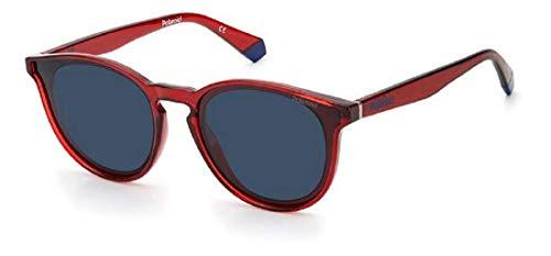Polaroid Gafas de sol PLD 6143 C9A C3 rojas lentes polarizadas