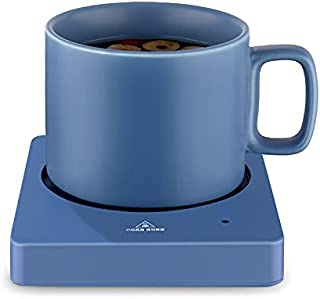 Cups Warmer by Oppee- Warmer Plate with Mug for Coffee, Milk, Tea, Beverage and Hot Cocoa.