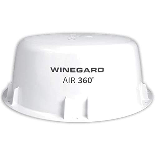 Winegard Company A3-2000 Air 360 Omnidirectional Over The Air Antenna White