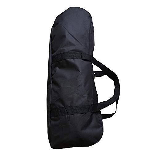 RIYIFER Scooter Bag Aufbewahrungshülle Staubdichtes, Kratzfestes Oxford-Tuch Scooter Bag Aufbewahrungshülle Wasserdicht Faltbare Aufbewahrungstasche Für Handtaschen,Schwarz,8in