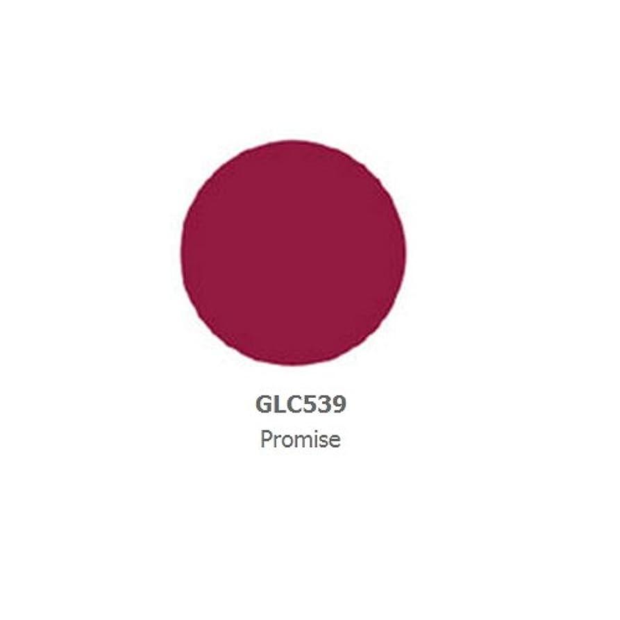 有効化十億凍結(6 Pack) LA GIRL Luxury Creme Lip Color - Promise (並行輸入品)