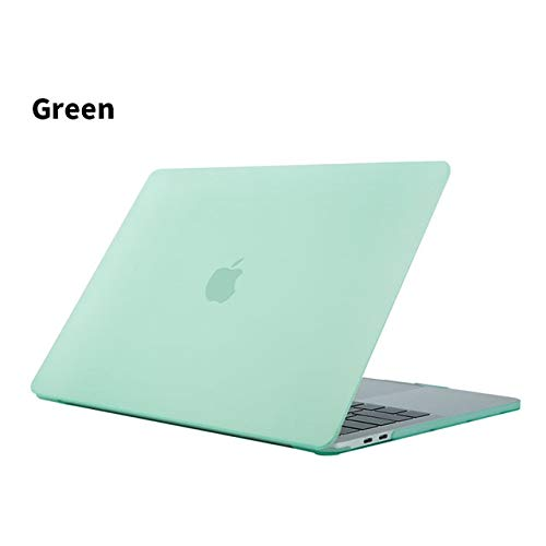 Laptop Case For New Macbook Pro Air 13.3 13 15 Inch 2020 2019 For Macbook A2289 A2159 A1466 A1932 Matte Transparent Laptop Case
