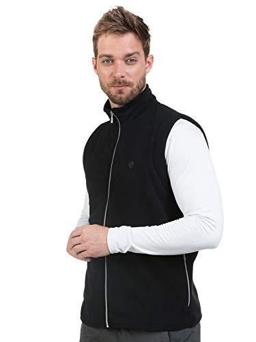 Colete Fleece Masculino Thermo Soft com Proteção Solar Extreme UV