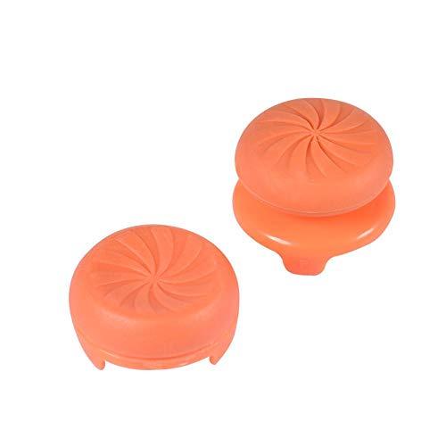 Adecuado para pesas con empuñadura ps4 Calota competitiva FPS de silicona Capucha con botón mayor precisión Combinaciones de altura mixta Mejora confort y agarre antideslizante