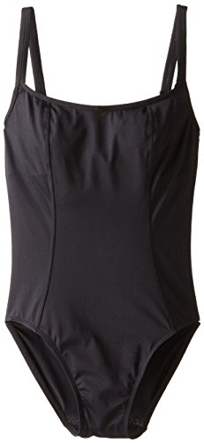 Panache Swim Women's Plus Size Holly One Piece Swimsuit, Black, 28JJ