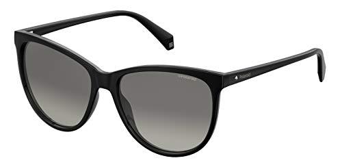 Polaroid Damen PLD 4066/S Sonnenbrille, Schwarz (BLACK), 57