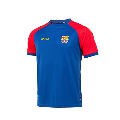 Fc Barcelone Camiseta Barca - Colección Oficial Talla de Hombre XXL