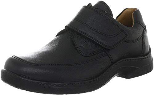 Jomos Feetback Herren Slipper, Schwarz (Schwarz), 52 EU