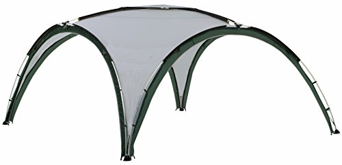 Coleman Deluxe All Weather Waterproof Gazebo Event Shelter - Dark Green, 4.5 x 4.5 m/X-Large