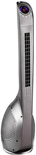 Air-conditioning Ventilator, Compact Portable Tower Fan, Afstandsbediening, 12u Timing Oscillation, Speed, Mute, 45w for Living Room Slaapkamer Car ZHW345