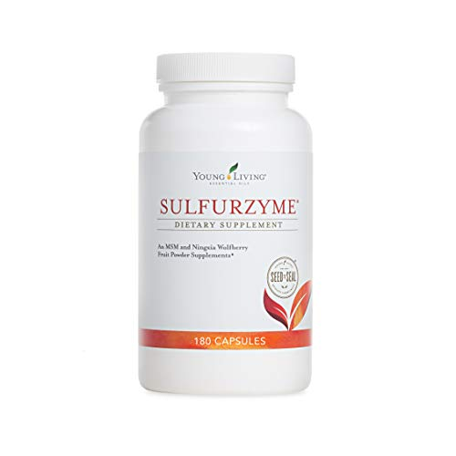 Sulfurzyme by Young Living, 300 Capsules