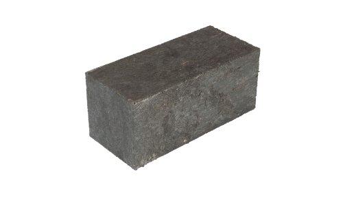 meingartenversand.de Einschlagbodenhülse Einschlaghilfe für Zaunpfosten Bodenhülsen 9 x 9cm aus schlagfestem Kunststoff