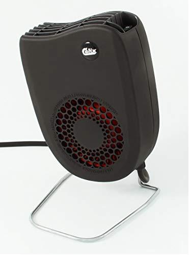 Tuning-Pro Calix KFZ-Innenraum-Heizlüfter (Scheibenenteisung) Festeinbau 230V - 900/2000W - WAVE2000 & C288300