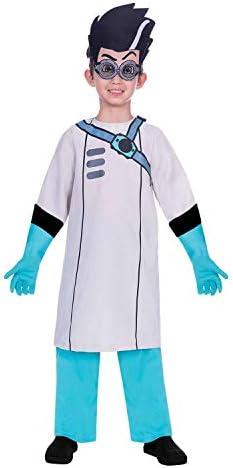 amscan - Disfraz infantil de PJ Masks Romo. : Amazon.es ...