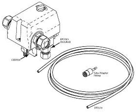 Amazon com: Pressure Switch for Jun-Air CMS055: Industrial & Scientific