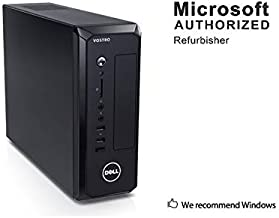 Dell Vostro 270s Small Form Factor Business Computer, Intel Core i3 3220 3.3GHz, 8G DDR3, 500G, WiFi, BT 4.0, DVD, Windows...