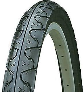 Kenda 163026 Big City Slick Wire Bead Bicycle Tire, Blackwall, 26 x 1.95