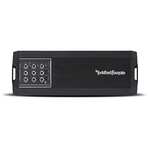 Why Should You Buy Rockford Fosgate T1000X5ad Power 1,000 Watt Class-ad 5-Channel Amplifier (Renewed...