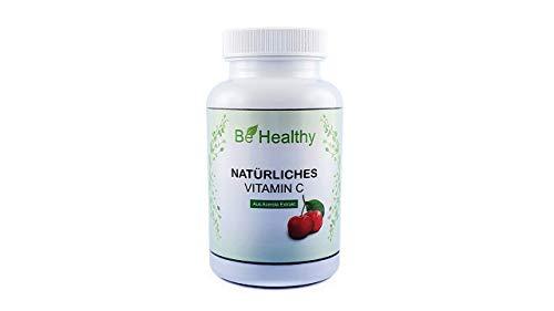 Natürliches Vitamin C - Acerola Extrakt - Acerola Kapseln