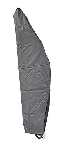Fachhandel Plus Housse de protection pour parasol rond Ø jusqu'à 300 cm 197 x 65 x 47 cm