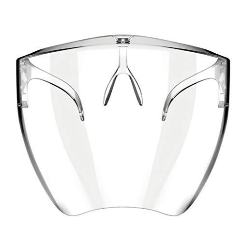 bansd Mascarilla Protectora antivaho montada en la Cabeza Mascarilla Protectora Transparente