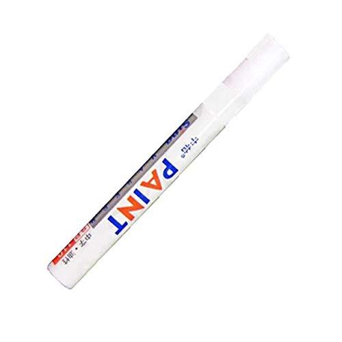 Carrfan Impermeable Lapiz de Pintura/Marcador/Rotulador para