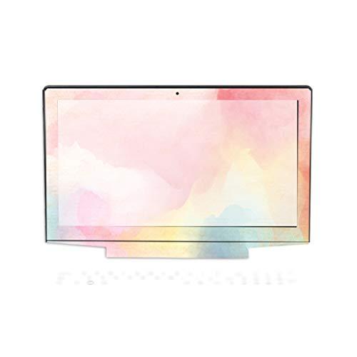 Laptop sticker waterproof three-sided back+ screen border+ keyboard cover laptop skins for hp 15.6 Lenovo MateBook X Pro AL-031-Remarks Laptop model-Remarks laptop size