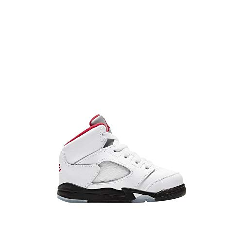 Nike AIR JORDAN 5 RETRO (TD) Größe: EU23,5 Farbe: FIRE RED