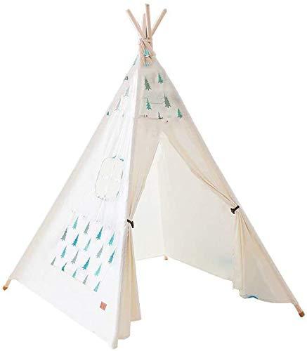 XINTONGSPP Tentes d'été, Tentes intérieur, Activités de Plein air pour Les Enfants, Voyages de Pique-Nique, Camping, Parc Activités de Plein air (tentes Seulement), Blanc