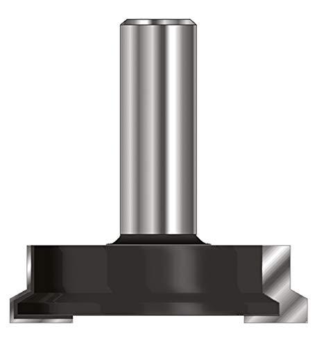 ENT 16270 Schubladen Verleimfräser HW (HM), Schaft (C) 8 mm, Durchmesser (A) 25,4 mm, B 12,7 mm, F 19 mm, E 3,97 mm, D 32 mm