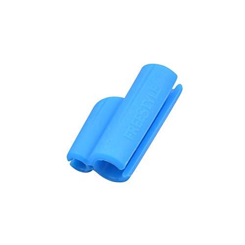 Spro Freestyle Skillz Dropshot Holder – Support pour plombs Drop Shot Support de plomb pour canne à pêche à lancer, fixation de plomb – Couleur : bleu