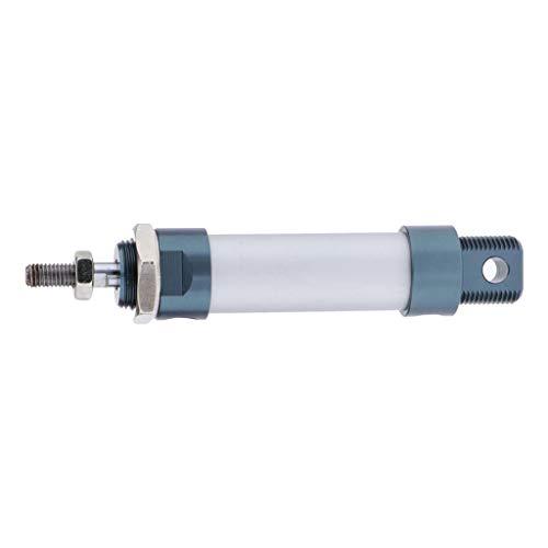 SDENSHI Cilindro de Aire Neumático MAL 16 Mm de Diámetro 25-300 Mm de Carrera Varilla de Pistón de Doble Acción - 16x250mm