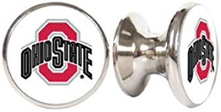 Mississippi State Bulldogs Stainless Cabinet Knob//Pull