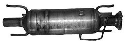Ruß-/Partikelfilter, Abgasanlage 003-390248
