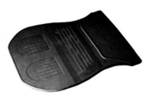 Sav-a-Rug Piano Pedal Pad - For Carpet Protection - Black