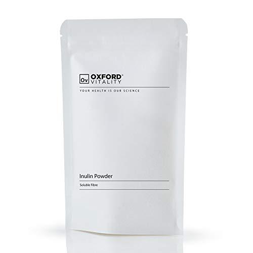 OV Oxford Vitality | Inulin Powder | Soluble Fibre Stool Movement (60g)