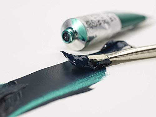 Winsor & Newton Winton Oil Colour Paint Starter Set, Ten 37ml Tubes