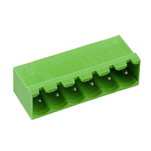 WITTKOWARE Leiterplatten-Stiftleiste PTR STLZ950, abgewinkelt, RM5,08, 12A/250V, 5-polig
