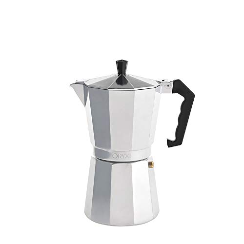 Cafetera Aluminio 9 Tazas (450 ml.) Classic