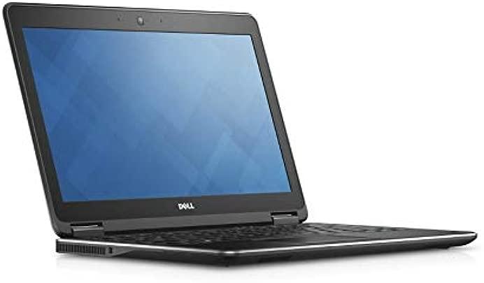 Dell Latitude E7250 Laptop 12 5 Zoll HD Grau Intel Core i5-5300U 2 30 GHz GB RAM 120 GB SSD HDMI Webcam WiFi Windows 10 Professional Schätzpreis : 523,95 €