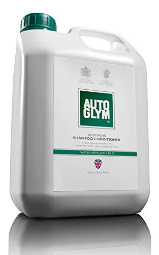 Autoglym Karosserie Autoshampoo-Spülung einfach Abzuspülen für Hochglanz Finish, Schützt Politur und Wachs 2,5L