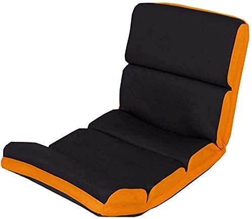 Aoyo - Sillas de la cubierta para el ocio plegable silla de salón, respaldo de la silla portátil, para almuerzo, 7 colores
