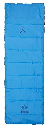 Grand Canyon TOPAZ CAMPING BED COVER M - Couverture de lit de camping - Bleu foncé (bleu)