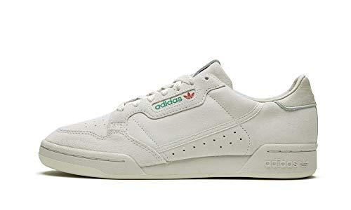 adidas Originals Continental 80 Raw White/Raw White/Off-White 10.5 D (M)