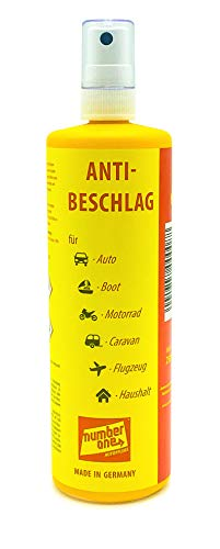 number one 1008 Anti Beschlag - Spray