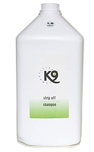 K9 Competition Strip Off Shampoo 5.7 L
