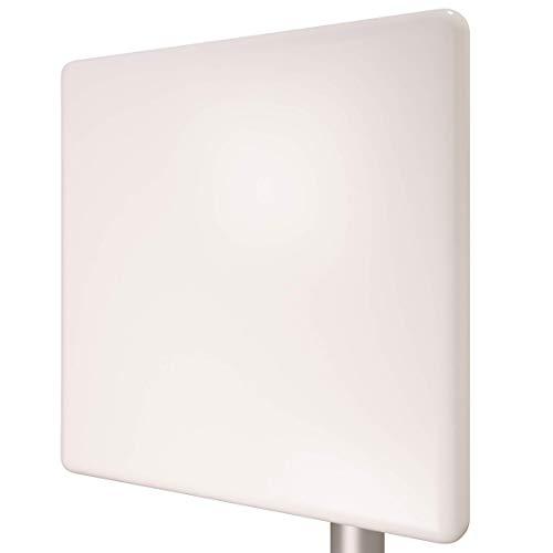 Tupavco TP511 Panel Antenna 2.4GHz WiFi 20dBi Wireless Outdoor 18° Directional N (f) High Gain Range